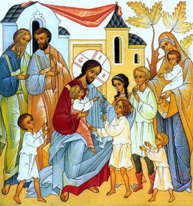 христос-діти